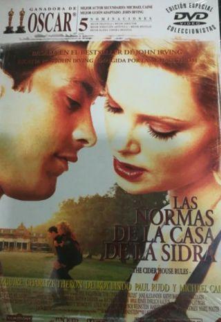 DVD - Las Normas de la Casa de la Sidra