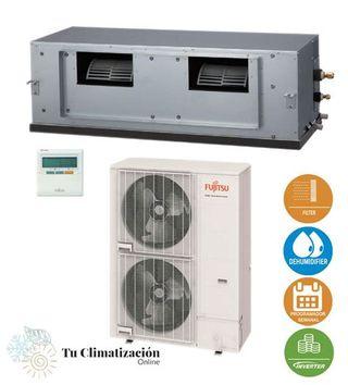 Aire Acondicionado Fujitsu Conductos ACY 125H140H
