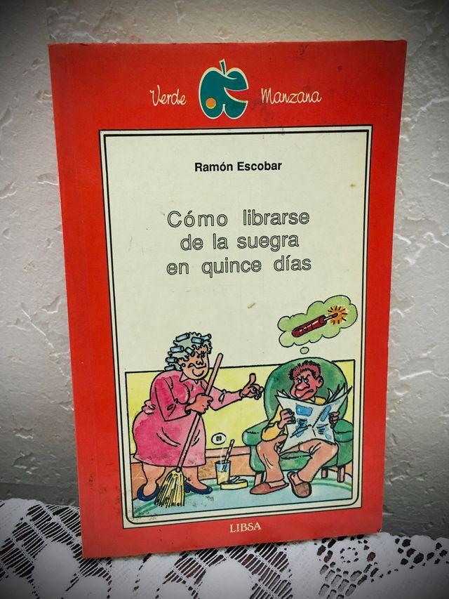Libro Como Librarse De La Suegra De Segunda Mano Por 1 En Martorell En Wallapop