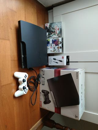 PS3 slim 128gb