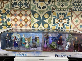 Megaset figuritas Frozen