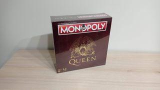 Juego Monopoly Queen. Sin desprecintar