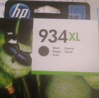 Cartucho de tinta HP 934xl ** NUEVO **
