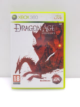 Videojuego XBOX 360 DRAGON AGE