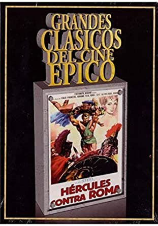 Hércules contra Roma [DVD NUEVO] - Alan Steel