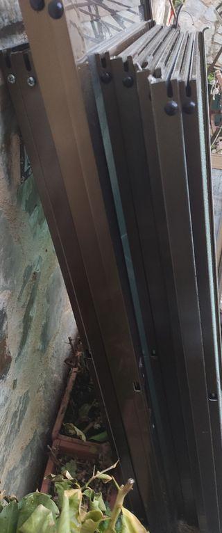 ventanas de aluminio sin marco