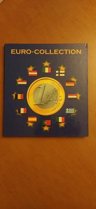 album de monedas euro