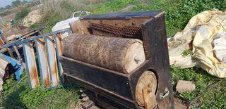 organo manual antiguo