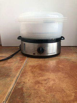 Máquina cocina al vapor