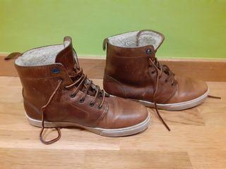 Botas piel hombre Pantofola D'Oro