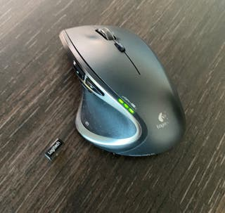 Logitech Performance Mouse MX raton inalambrico