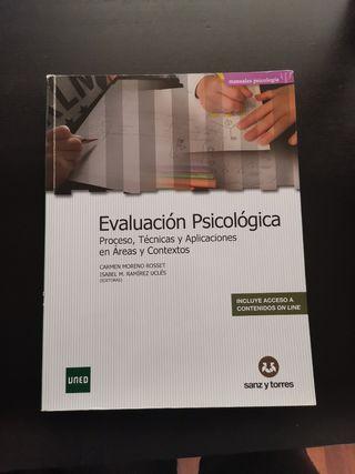 Evaluación psicológica UNED