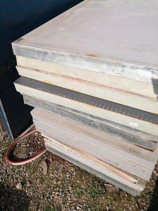 panel sandwich de 100mm