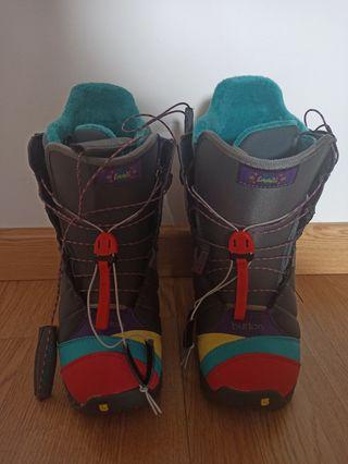botas snow mujer