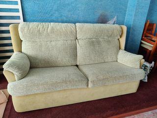 sofá+ dos butacones