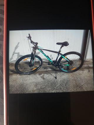 Bicicleta Scott Aspect 750 M