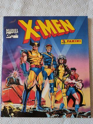 ALBUM COMPLETO. X-MEN. IMPOLUTO