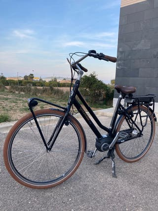E bike bici eléctrica Gazelle Bosch