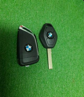Llave para BMW E46 + codificación