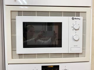Microondas con grill Balay 3WGB 2018