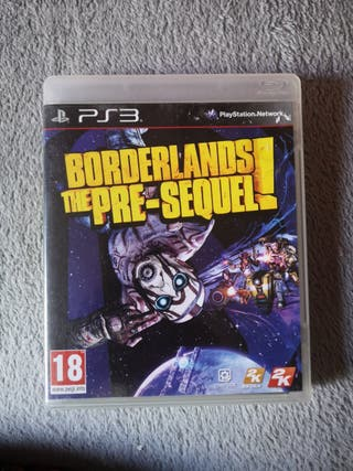 Borderlands the pre sequel ps3 perfecto estado
