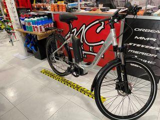 Bicicleta paseo electrica ocasión