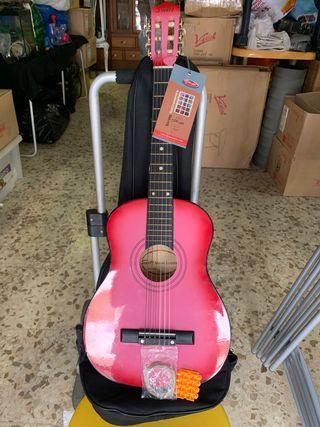 Guitarra infantil . De 80 cm