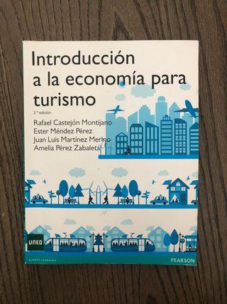 Introducción a la Economía del turismo