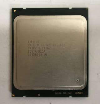 Procesador Intel Xeon E5 1650