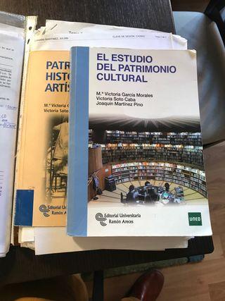 Patrimonio histórico artístico uned.