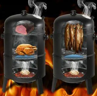 Barbacoa Grill 3 en 1