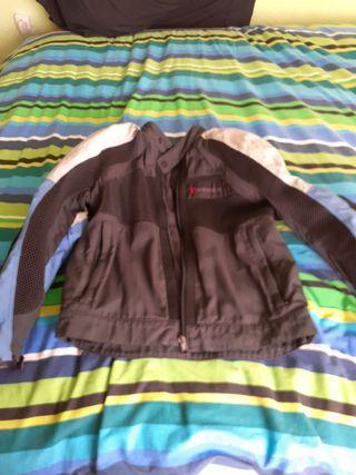 chaqueta moto dainese