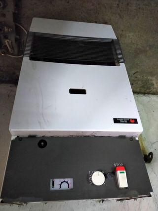 caldera calefacción saunier Duval gas propano