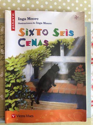 Sixto seis cenas. Editorial Vicens Vives. Piñata