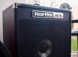 Amplificador de bajo Hartke HD75 , como nuevo