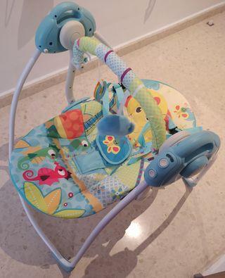 Mecedora Eléctrica para bebés
