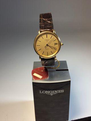 Reloj suizo original Longines A ESTRENAR!!