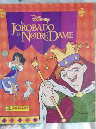 Álbum Jorobado de Notre Dame