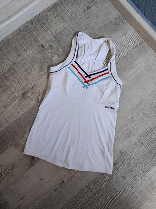camiseta naffta pádel tenis mujer