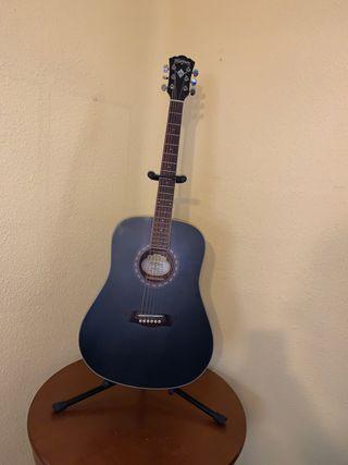 Guitarra acústica Washburn WD7SBM