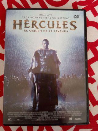 Hércules: El origen de la leyenda - DVD