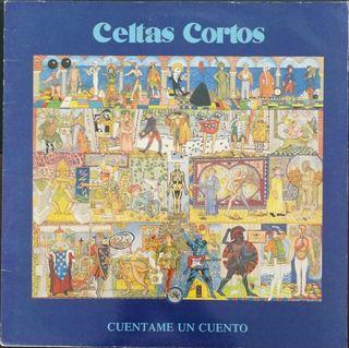 """Celtas Cortos """" Cuentame un Cuento"""""""