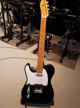 guitarra para ZURDO