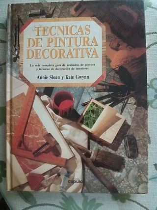 LIBRO ILUSTRADO TECNICAS DECORATIVAS