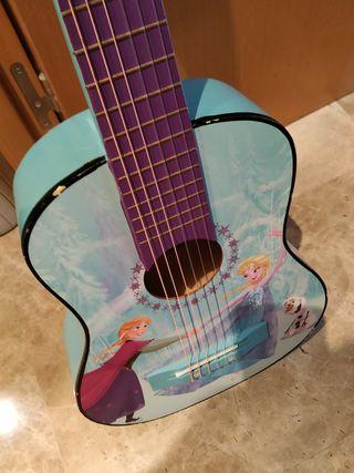 Guitarra infantil de Frozen