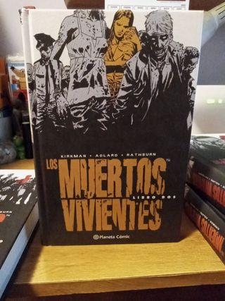 Los muertos Vivientes - The walking dead Tomos 1-4
