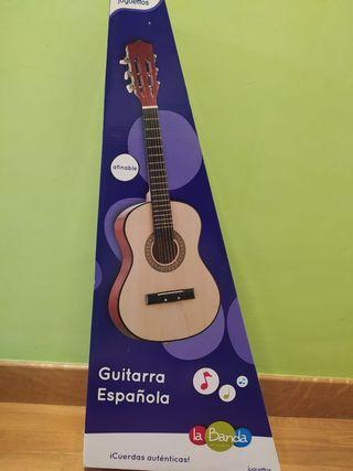 Guitarra infantil juguetos