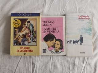 Libros: Novelas cortas