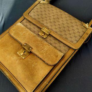 bolso Gucci vintage 1960/70