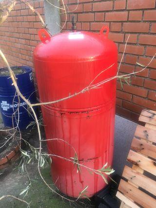 Vaso expansion caldera 400 litros